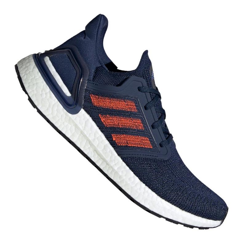 Adidas UltraBoost 20 M EG0693 schoenen marine
