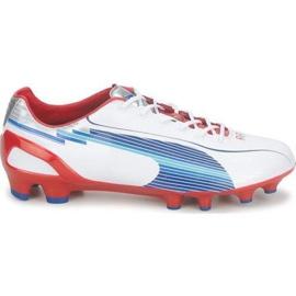 Puma Evo Speed 1 Fg M 102527 01 voetbalschoenen wit wit
