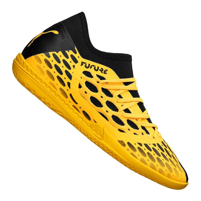 Puma Future 5.3 Netfit It M 105799-03 schoenen geel zwart, geel