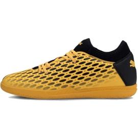 Puma Future 5.4 It M 105804 03 indoorschoenen geel geel