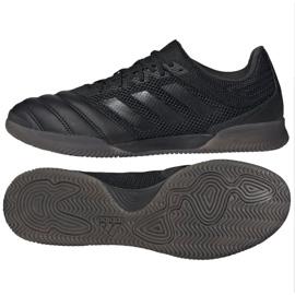 Adidas Copa 20.3 In M G28546 indoorschoenen zwart zwart