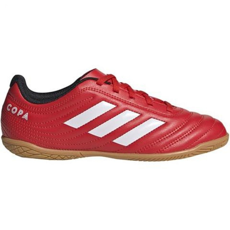 Adidas Copa 20.4 In Jr EF1928 indoorschoenen rood rood