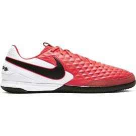 Nike Tiempo Legend 8 Academy Ic M AT6099-606 indoorschoenen rood rood