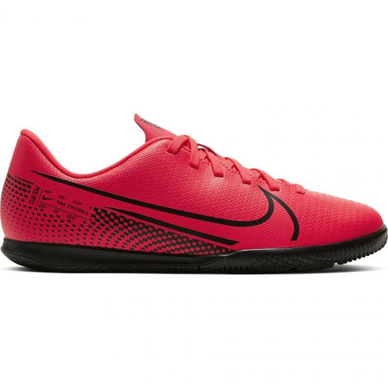 Nike Mercurial Vapor 13 Club Ic Jr AT8169-606 indoorschoenen rood rood