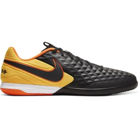 Binnenschoenen Nike Tiempo React Legend 8 Pro Ic M AT6134-008 zwart zwart