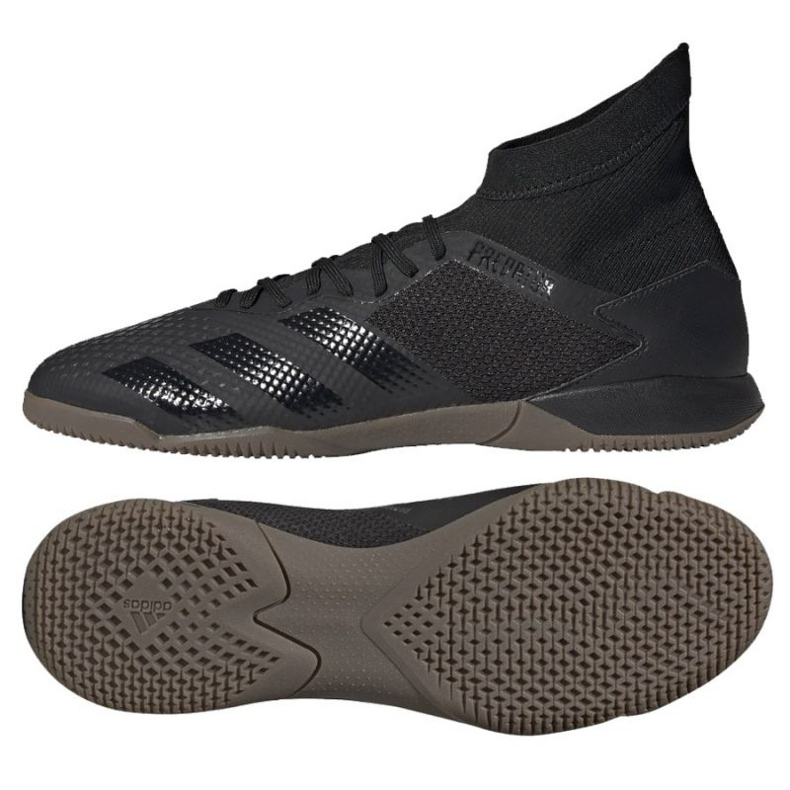 Adidas Predator 20.3 In M EE573 indoorschoenen zwart zwart