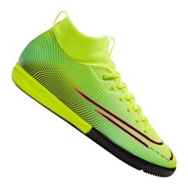 Nike Superfly 7 Academy Mds Ic Jr BQ5529-703 schoenen geel geel
