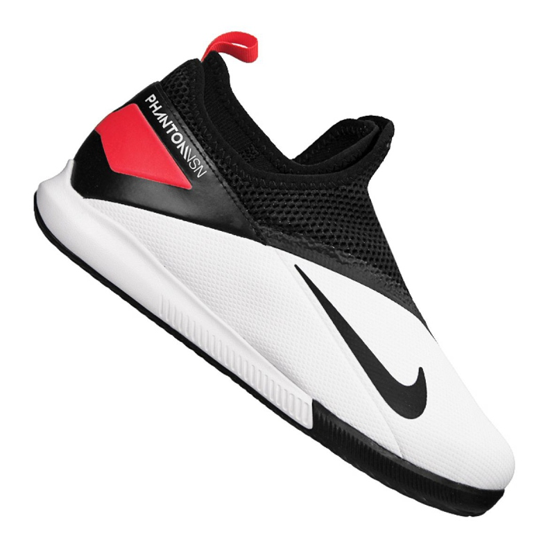 Nike Phantom Vsn 2 Academy Df Ic Jr CD4071-106 schoenen wit wit, zwart