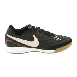 Binnenschoenen Nike Tiempo Legend X 7 Academy 10R Ic M AQ2217-027 zwart