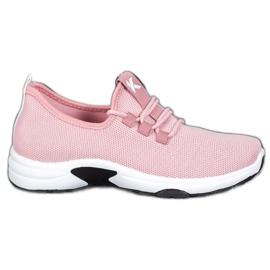 Kylie Klassieke sportschoenen roze