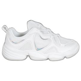 Kylie Stijlvolle witte sneakers