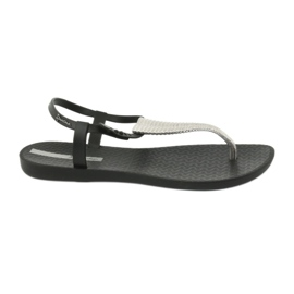Zwarte Ipanema 82862 zwarte sandalen