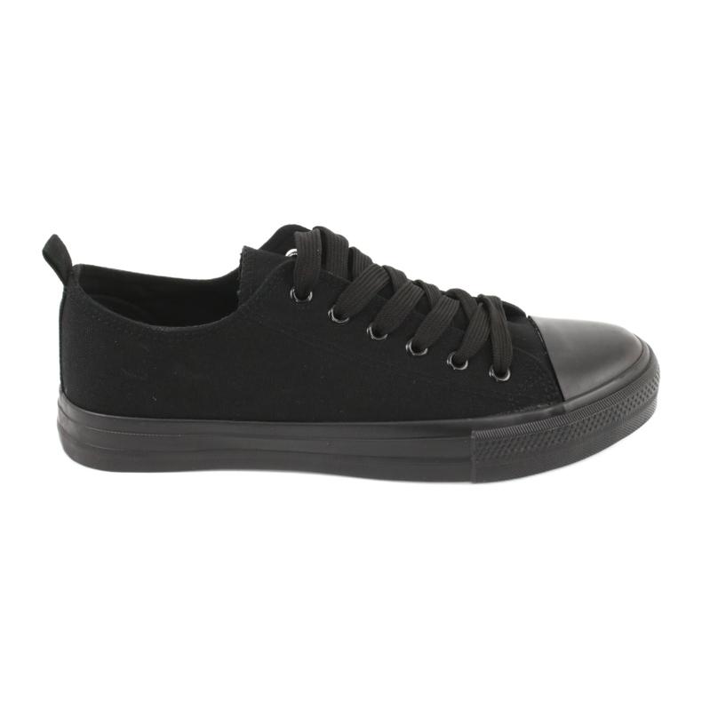 Zwarte American Club LH16 sneakers