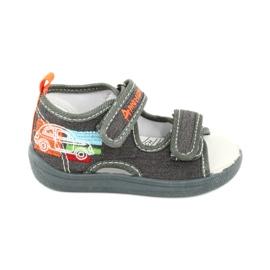 American Club Amerikaanse sandalen kinderschoenen leren binnenzool TEN46