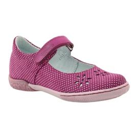 Ren But Ballerina's damesschoenen Ren Maar 3285 roze wit 1