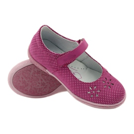 Ren But Ballerina's damesschoenen Ren Maar 3285 roze wit 3