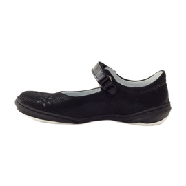 Ballerina's damesschoenen Ren But 4351 zwart 2
