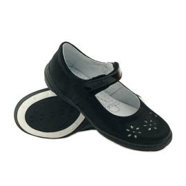 Ballerina's damesschoenen Ren But 4351 zwart 3