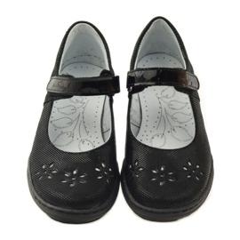 Ballerina's damesschoenen Ren But 4351 zwart 4