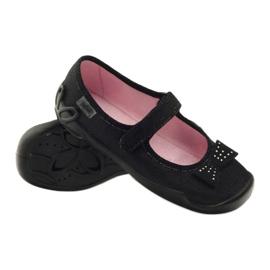 Befado kinderschoenen slippers ballerina's 114y240 3