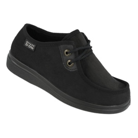 Befado damesschoenen pu 871D004 zwart 1