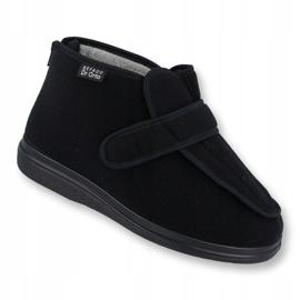 Befado Zie schoenen voor dames pu orto 987D002 zwart 1