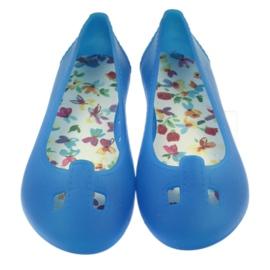 Bartek Ballerina's kinderschoenen voor water 4/2096 blauw 3