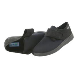 Befado Pantoffels Mocassins Dr. Orto Health 036d006 zwart 5