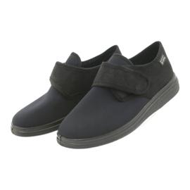 Befado Pantoffels Mocassins Dr. Orto Health 036d006 zwart 4