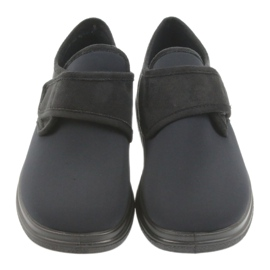 Befado Pantoffels Mocassins Dr. Orto Health 036d006 zwart 3