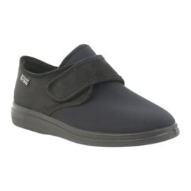 Befado Pantoffels Mocassins Dr. Orto Health 036d006 zwart 1