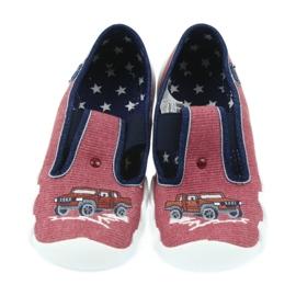 Befado kinderschoenen slippers 290x134 veelkleurig bruin 4