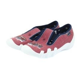 Befado kinderschoenen slippers 290x134 veelkleurig bruin 3