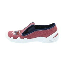 Befado kinderschoenen slippers 290x134 veelkleurig bruin 2