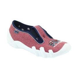 Befado kinderschoenen slippers 290x134 veelkleurig bruin 1