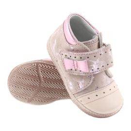 Ren But Klittenbandschoenen Babyschoenen Ren Maar 1535 roze flamingo's 3