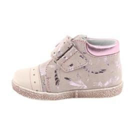 Ren But Klittenbandschoenen Babyschoenen Ren Maar 1535 roze flamingo's 2