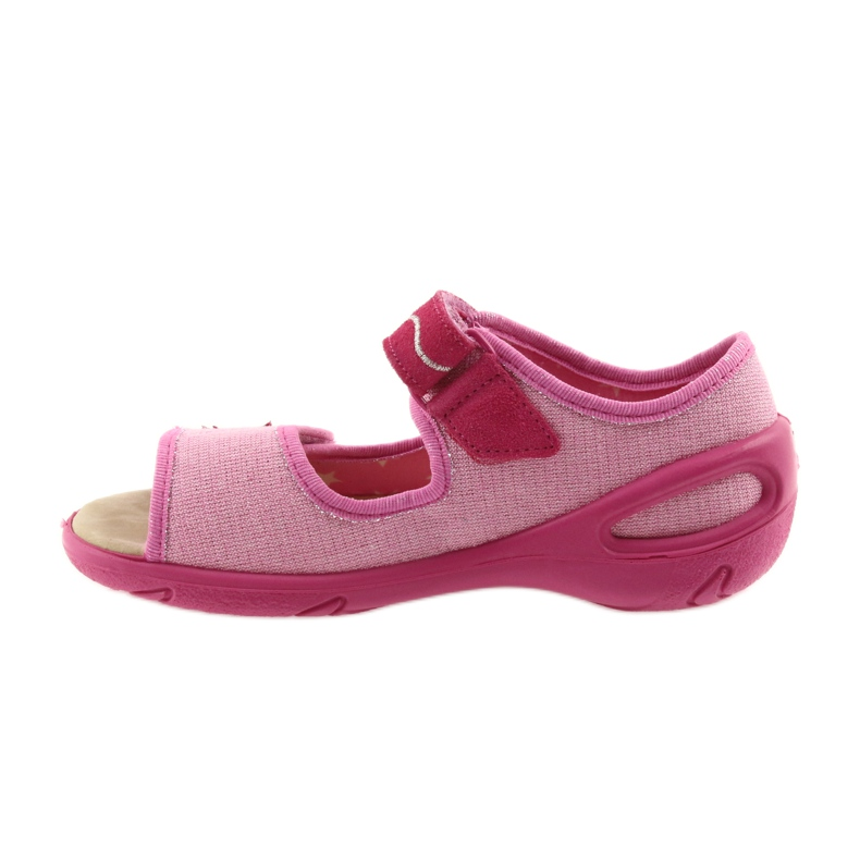 Roze Befado kinderschoenen pu 433X032 afbeelding 3