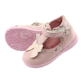 Ren But Ballerina's voor meisjes met strik Ren 1466 roze 5