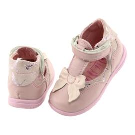 Ren But Ballerina's voor meisjes met strik Ren 1466 roze 4