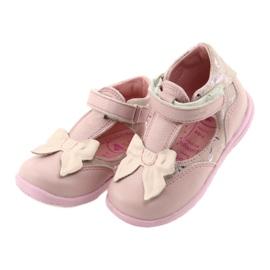 Ren But Ballerina's voor meisjes met strik Ren 1466 roze 3