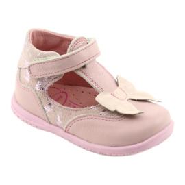 Ren But Ballerina's voor meisjes met strik Ren 1466 roze 1