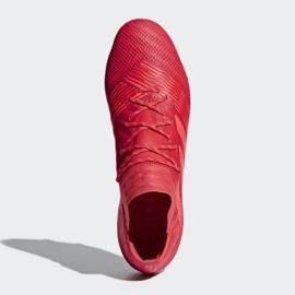Voetbalschoenen adidas Nemeziz 17.1 Sg M CP8944 rood rood 1