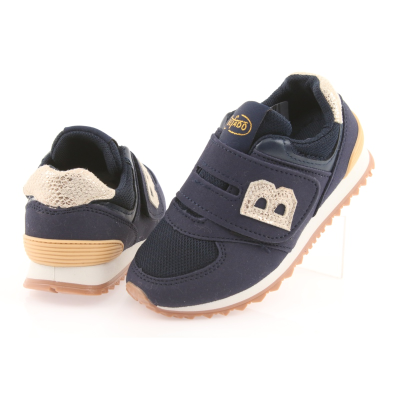 Befado Zie schoenen voor kinderen tot 23 cm 516X038 afbeelding 5