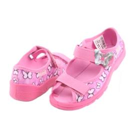 Befado kinderschoenen 969X134 roze 5