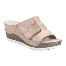 Goodin Flip Flops roze 2