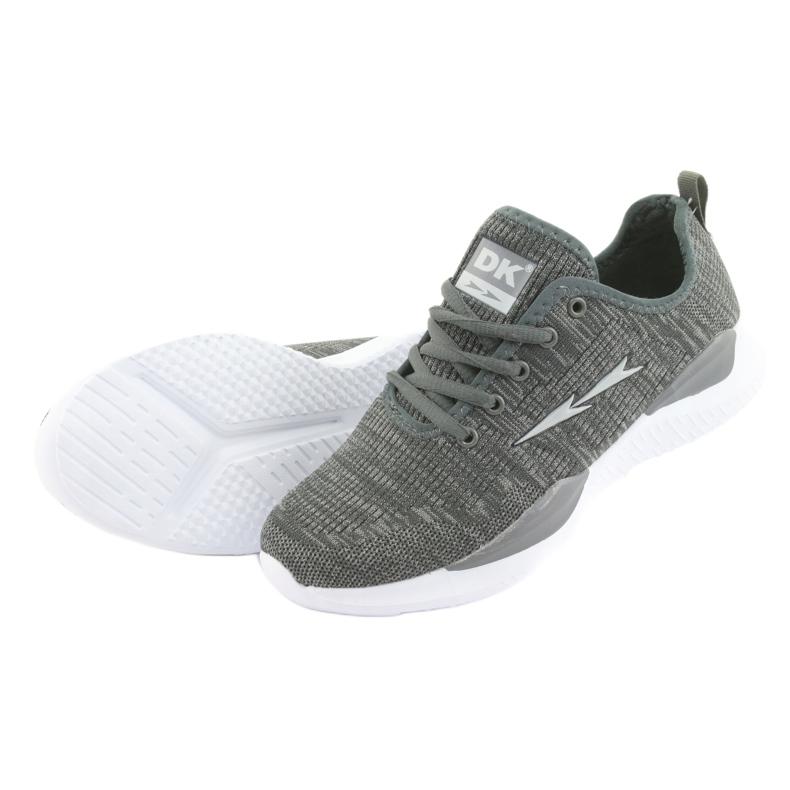 Grijs Sportschoenen DK Gray SC235 afbeelding 4