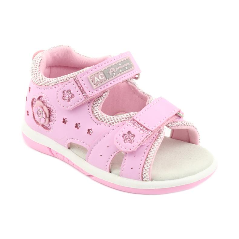 American Club DR20 roze meisjessandalen afbeelding 1