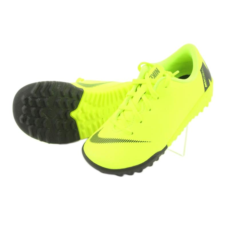 Nike Mercurial VaporX 12 Academy Tf Jr AH7353-701 voetbalschoenen afbeelding 5