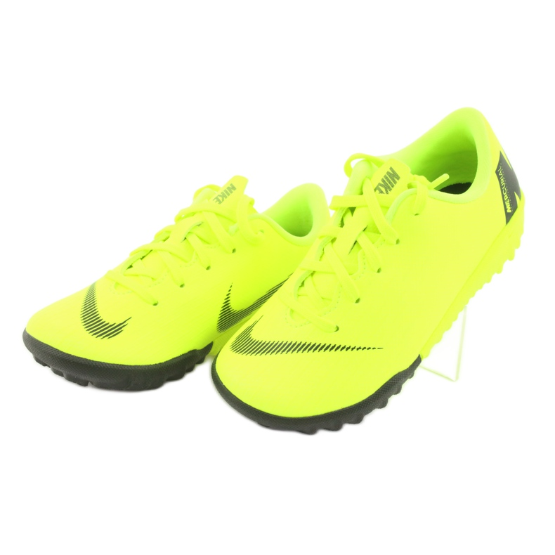 Nike Mercurial VaporX 12 Academy Tf Jr AH7353-701 voetbalschoenen afbeelding 3